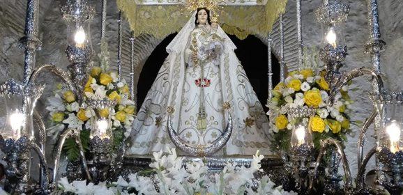 Virgen del Rosario 2016