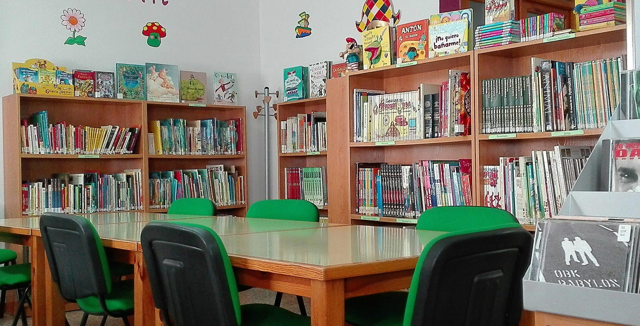 Rincon de lectura Infantil