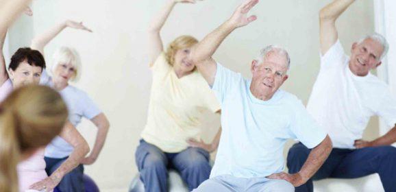 Talleres de Envejecimiento Activo