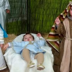 Papá Noel en la Escuela Infantil