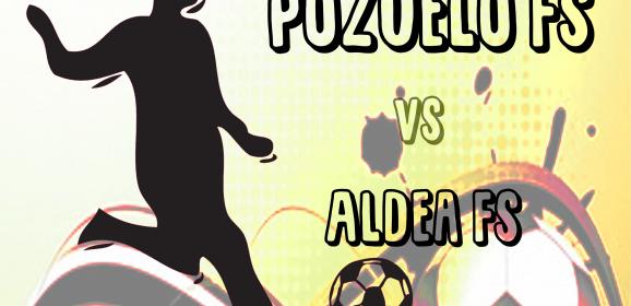 Pozuelo FS vs Aldea FS