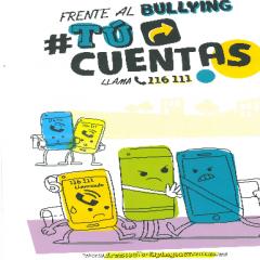 Frente al Bullying Tú Cuentas