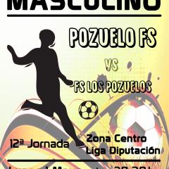 12ª Jornada Liga Diputación