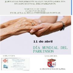 11 Abril Día Mundial Parkinson