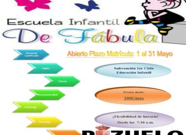 Abierto Plazo Matrícula