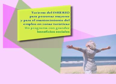 Programa Turismo Imserso 2017-2018