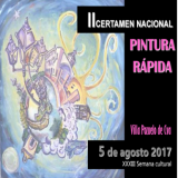 II Certamen Nacional de Pintura Rápida
