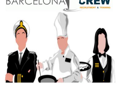 ¿Quieres trabajar en cruceros?