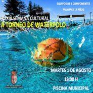 II Torneo Waterpolo