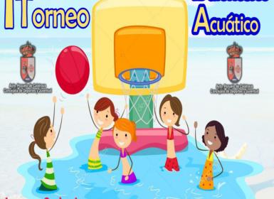 I Torneo Baloncesto Acuático