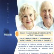 Prevención de la Dependencia y Envejecimiento Activo