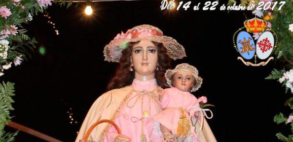 Visita de la Virgen de los Santos a Pozuelo de Calatrava