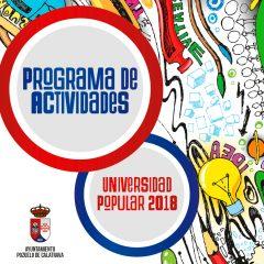 Programa de Actividades UP'18