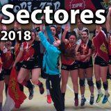 Sector Juvenil Femenino 2018