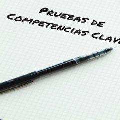 Pruebas de Competencias Clave
