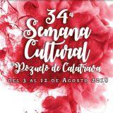 Programa de la XXXIV Semana Cultural