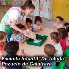 Bonificaciones en la Escuela Infantil