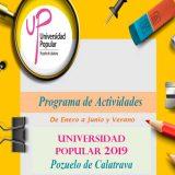 Programa de Actividades UP'19