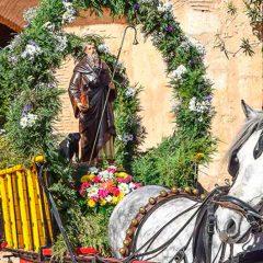 San Antonio Abad, patrón de los animales