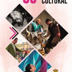 """Programa de la """"XXXV Semana Cultural"""""""