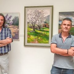 Exposiciones de Pintura 35 Semana Cultural