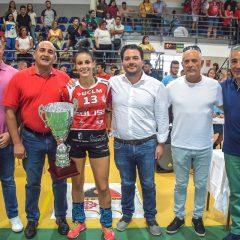 Campeonas Trofeo Diputación 2019