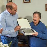 Homenaje a los más longevos