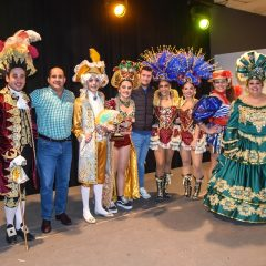 Desfile de Carrozas y Comparsas Carnaval 2020