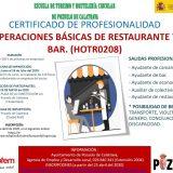 Operaciones Básicas de Restaurante y Bar
