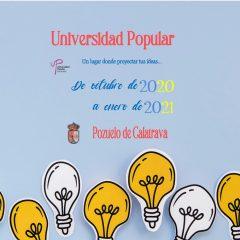 Apertura nuevo curso Universidad Popular