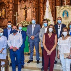 Misa en honor a Ntra. Sra. Virgen de los Santos